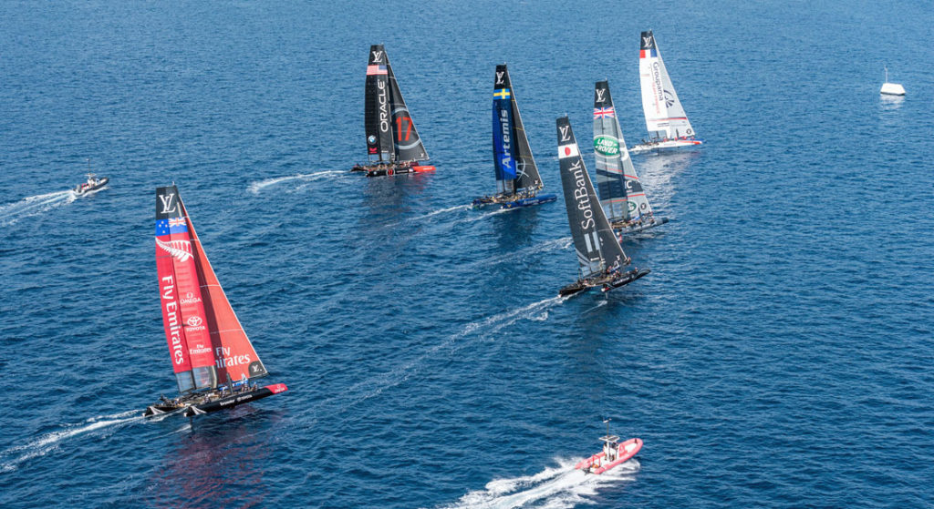 35th America's Cup Superyacht Regatta
