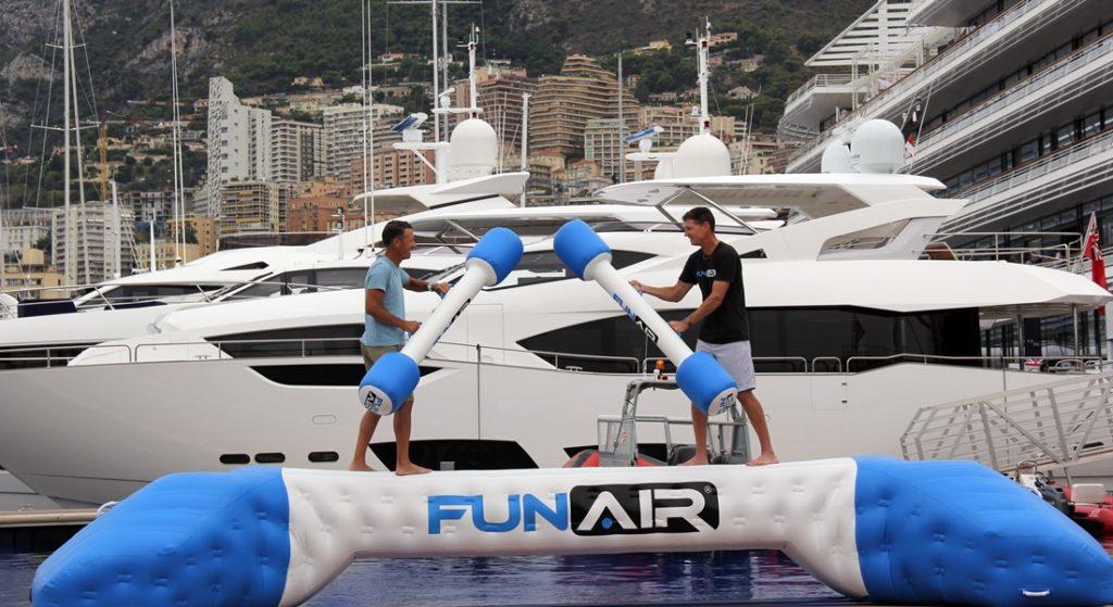 FunAir Yacht Joust