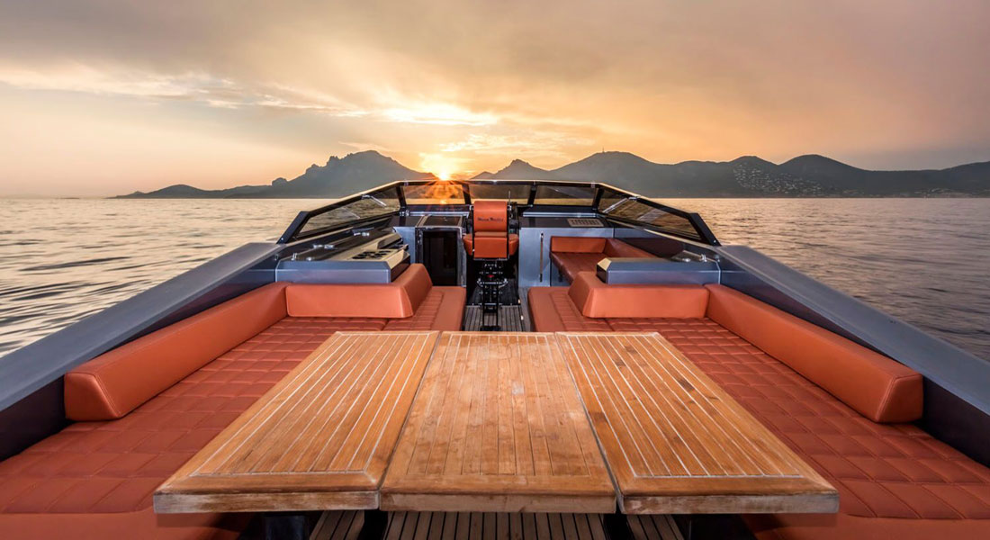Mazu 38 Superyacht Tender: VIDEO