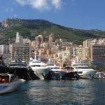 Port Hercule highest priced megayacht marinas in Europe Monaco Yacht Show #MYS2016