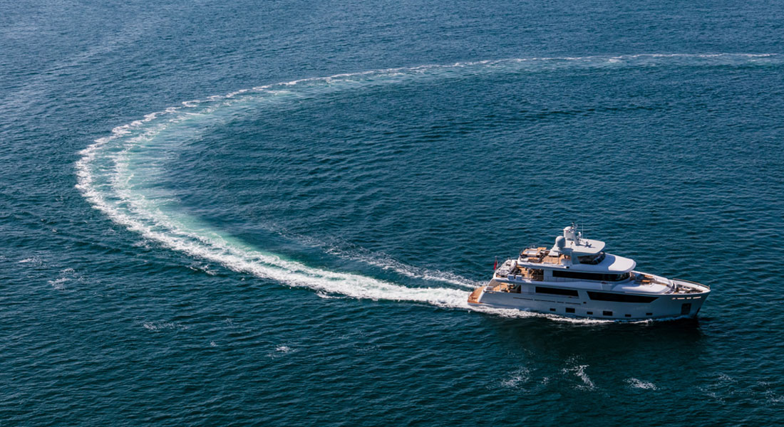 Megayacht News Onboard: Narvalo, by Cantiere delle Marche