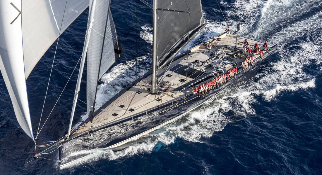 the owner of My Song, a sailing superyacht, is suing Peters & May
