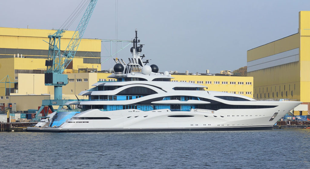 Project Jupiter Lurssen