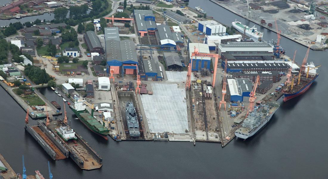 Emden Dockyard