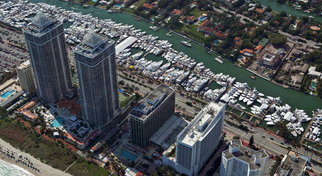 Yachts Miami Beach now Miami Yacht Show moving to Resorts World Miami in 2019