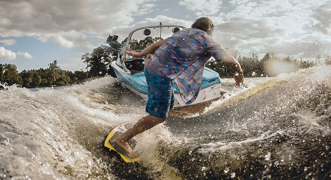 Master Wakeboarding & More With the MasterCraft XT21