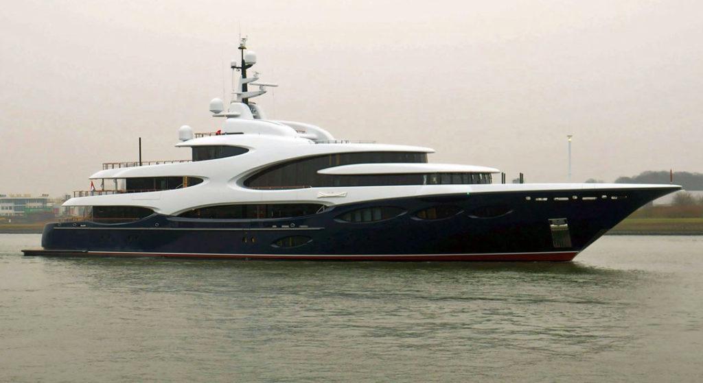 Oceanco Y715 megayacht