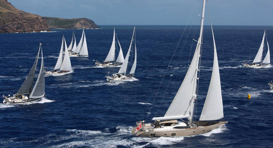 Oyster World Rally: 31 Yachts, 30K Miles, 27 Months