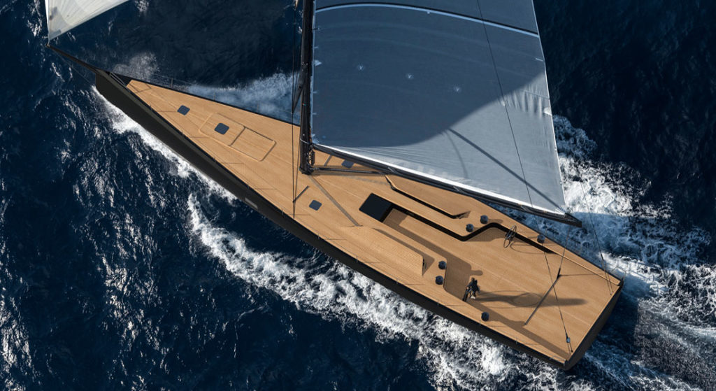 Wally 93 megayacht