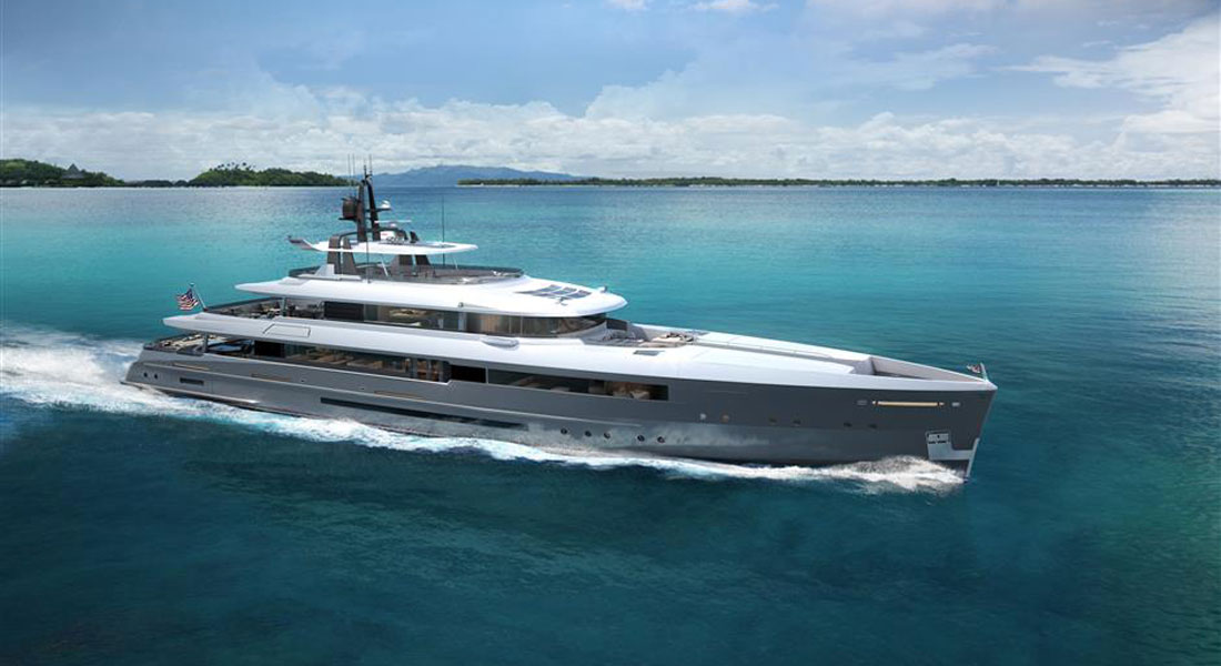 HMY Superyachts Vestal Series by Setzer Yacht Architects