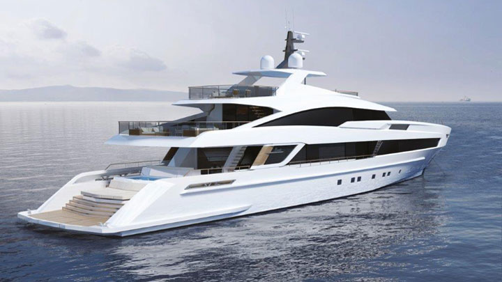 Benetti Now Fast F164