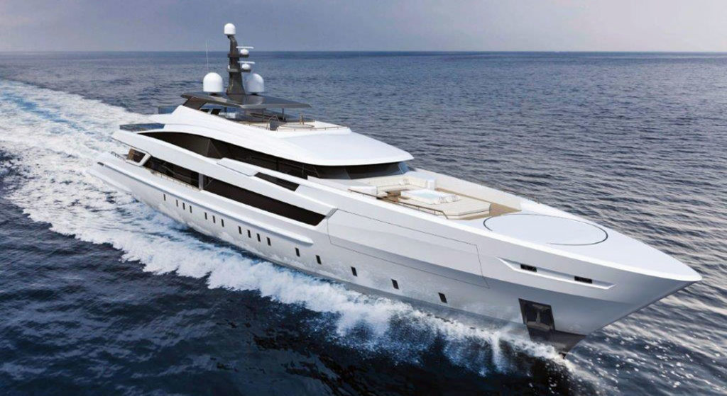 Benetti Now Fast F224