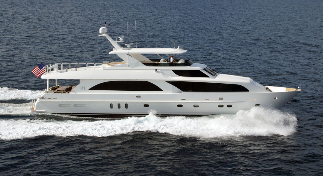 Megayacht News Onboard: Sassy, by Hargrave