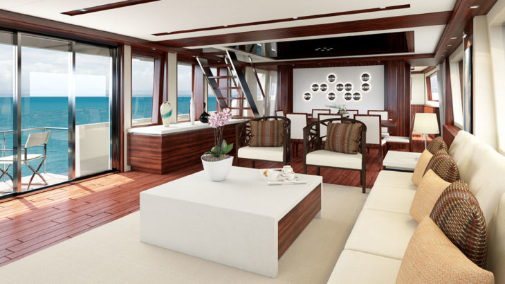 Hatteras 90 Motor Yacht, and HattCON, Coming in Summer