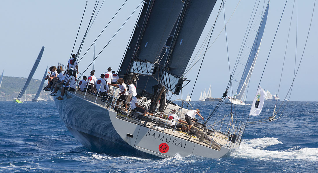 Samurai The Superyacht Cup