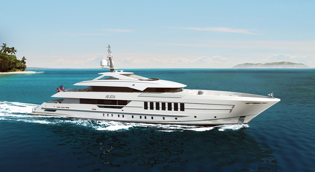 Heesen's Project Alida Gains Owners, for Delivery in July