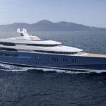 JQB Design hybrid-powered concept 90M