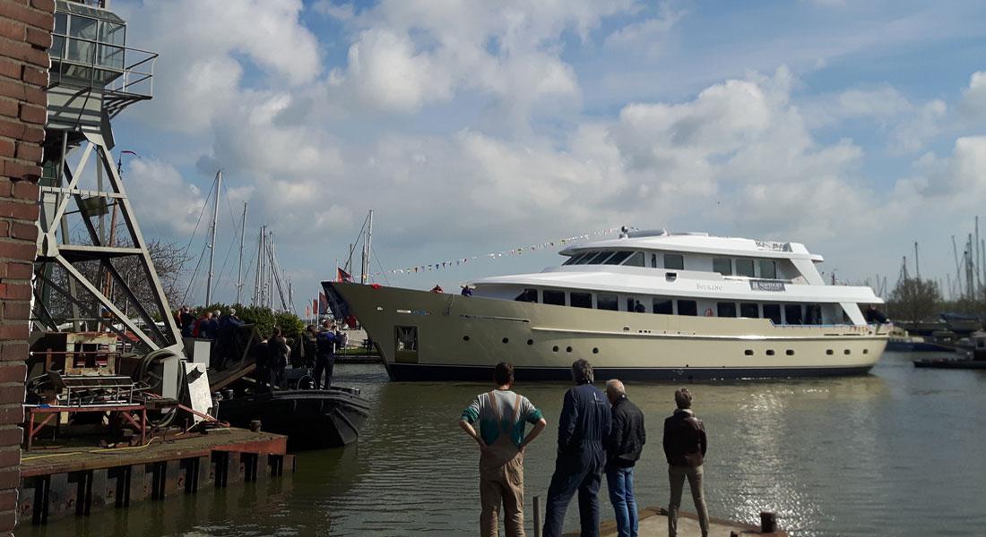 Soprano launch at Hakvoort