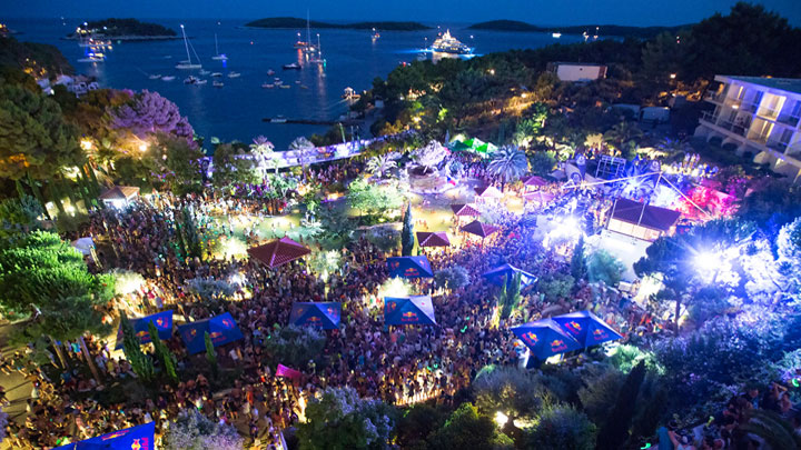 Best Party Islands In Europe