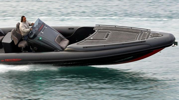 Technohull seaDNA 999G5 cabin version