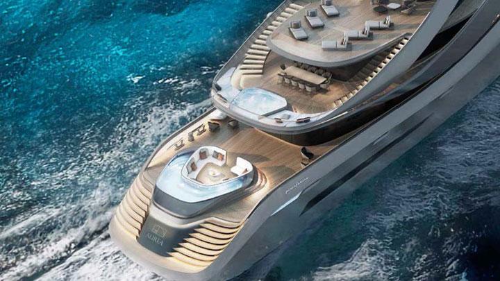 Aurea New Ideas To Arouse New Interest In Megayachts