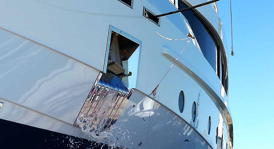 The Italian Sea Group superyacht Sage