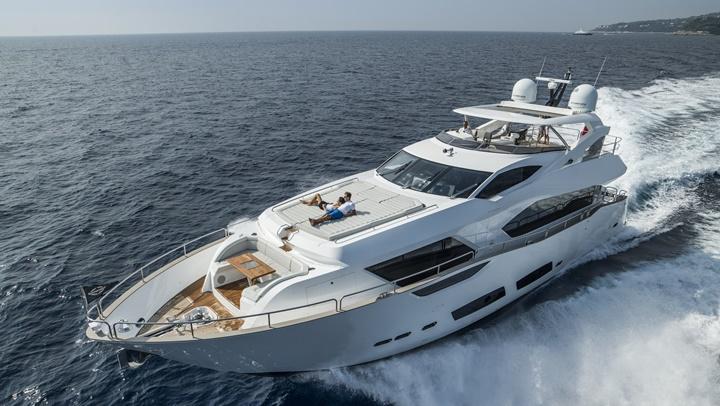 Sunseeker 95 Yacht megayacht