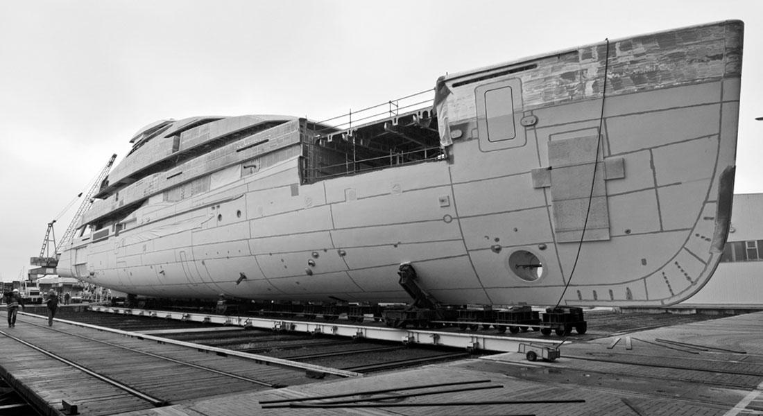 Abeking hull 6502 superyacht Abeking & Rasmussen 74 meters