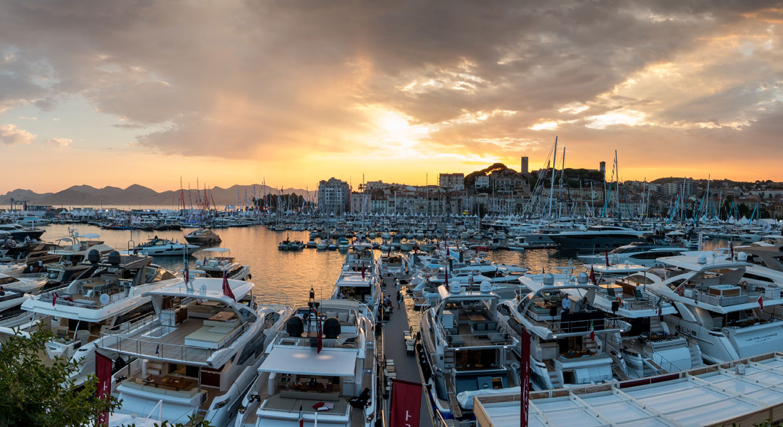 Cannes Yachting Festival superyachts