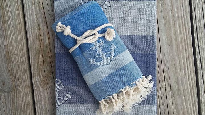 Grace DiMeglio Turkish towels