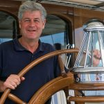 Michael Koppstein superyacht rep for Lurssen ex Royal Huisman