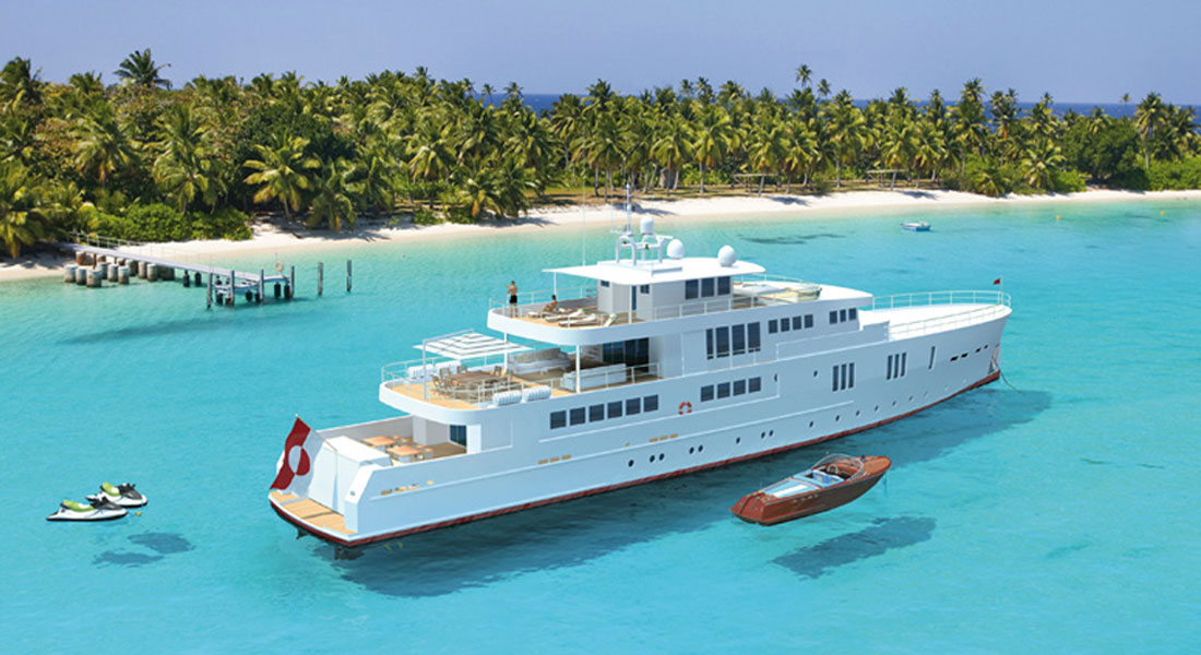 Ocea X47 megayacht