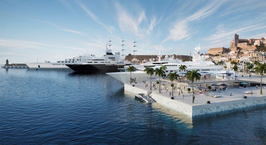 Sovren Ibiza superyacht marina