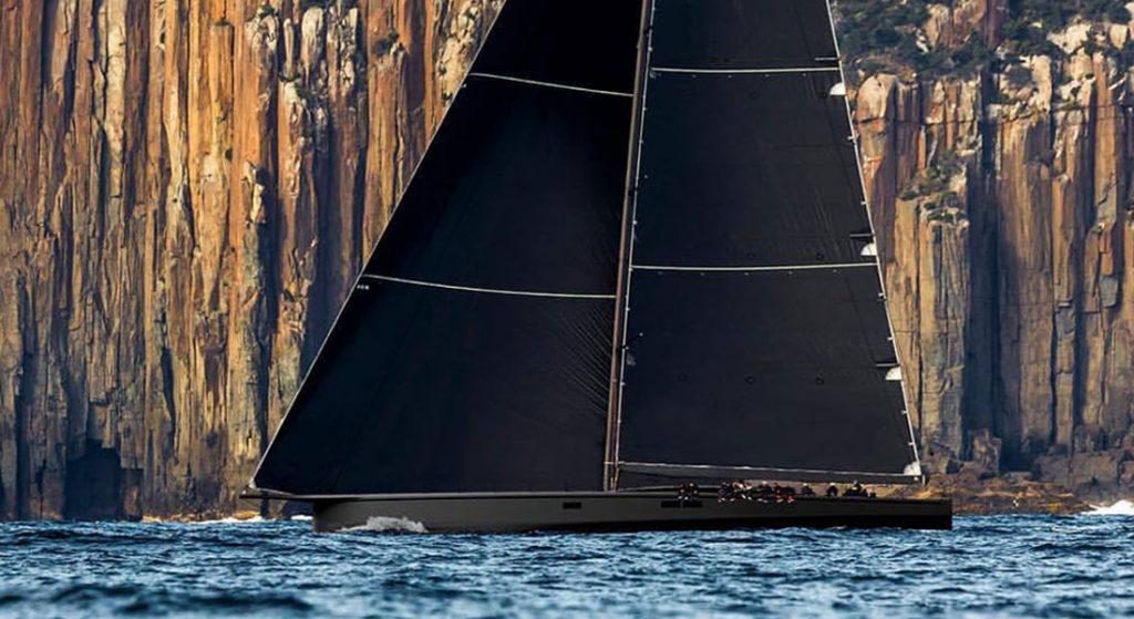 ClubSwan 125 sailing superyacht Nautor's Swan