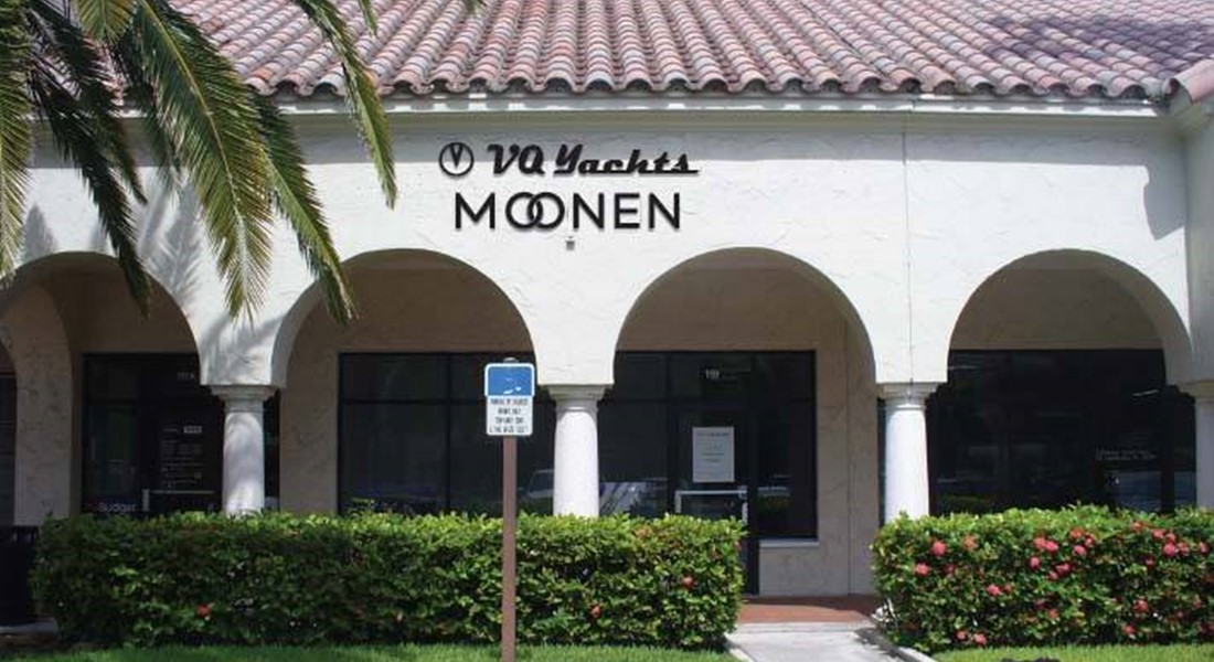 Moonen Fort Lauderdale Florida megayacht office