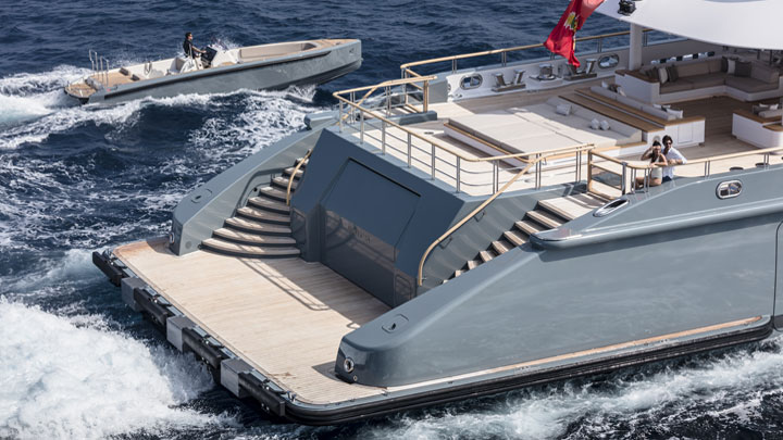 Nobiskrug Project 782 superyacht