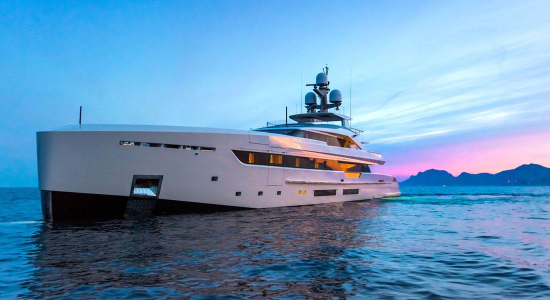 Tankoa Yachts Vertige superyacht premieres Monaco Yacht Show
