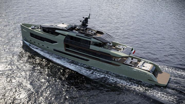 Arcadia FOR.TH 47m megayacht