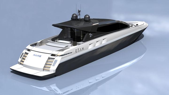 Otam 100 HT: Yard's Biggest Megayacht Model - Megayacht News