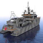 The Beast superyacht catamaran