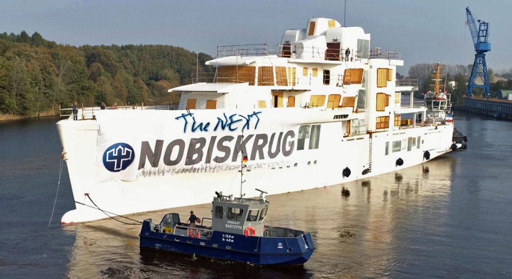 Nobiskrug Project 790 megayacht