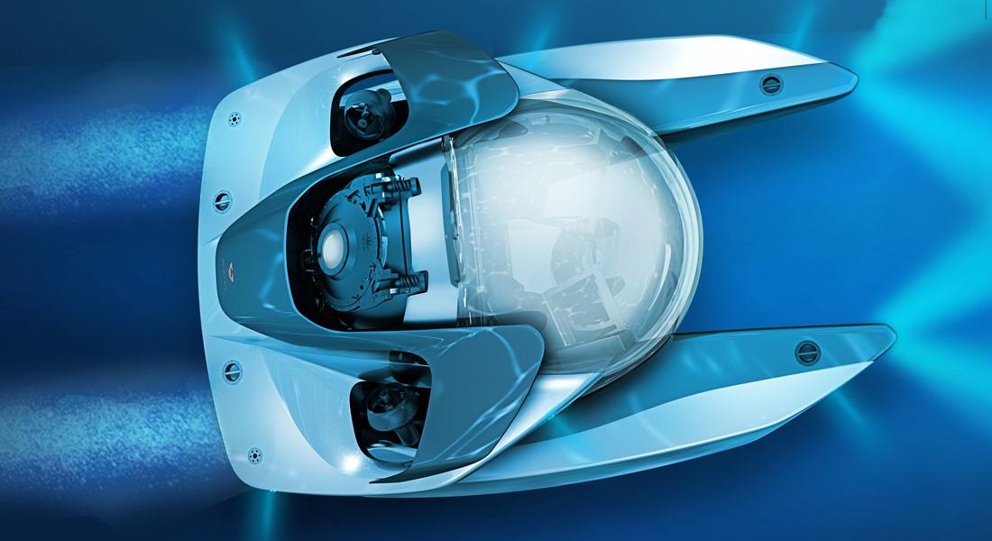 Project Neptune Aston Martin Triton Submarines megayacht sub