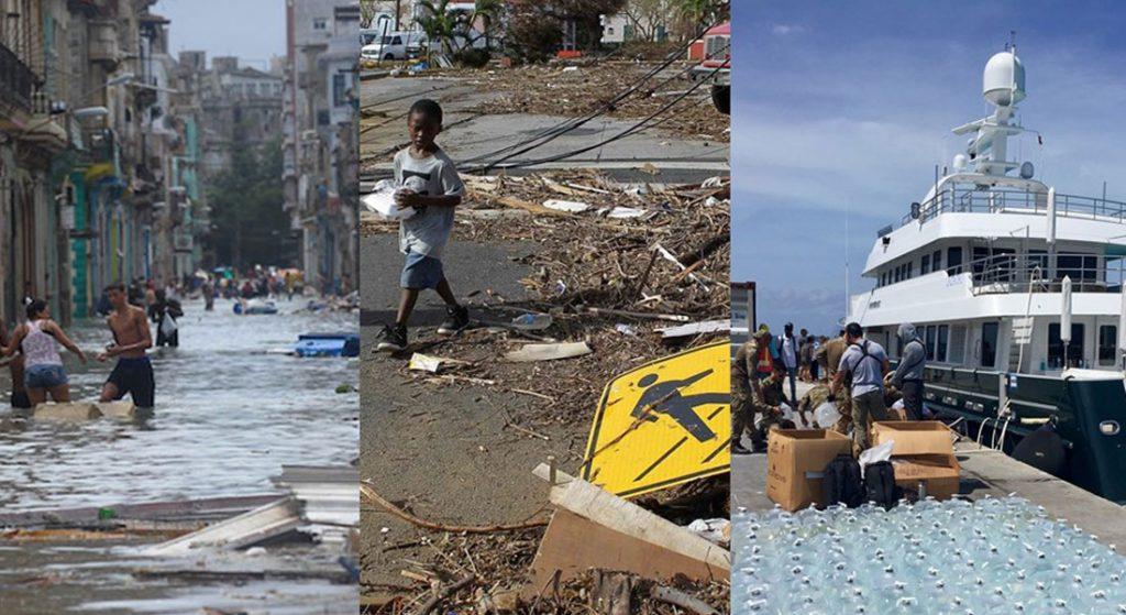 SuperYacht Aid Coalition YachtAid Global superyacht charities