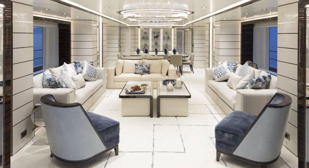 Turquoise Yachts Razan superyacht show FLIBS