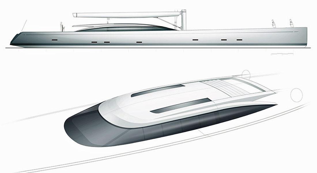 Vitruvius Yachts superyacht sailing explorer yacht