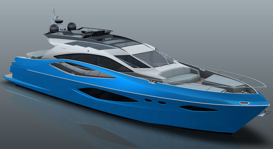 Numarine 78HTS to Speed to American Shores Next Year