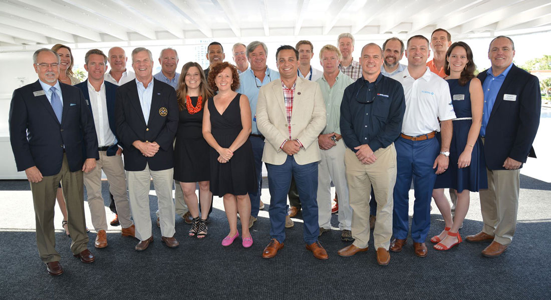 USSA U.S. Superyacht Association board
