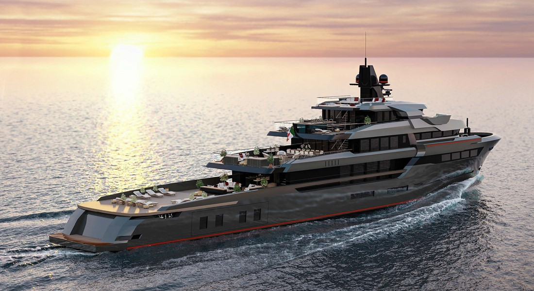 Hot Lab 67M Explorer by VSY superyacht