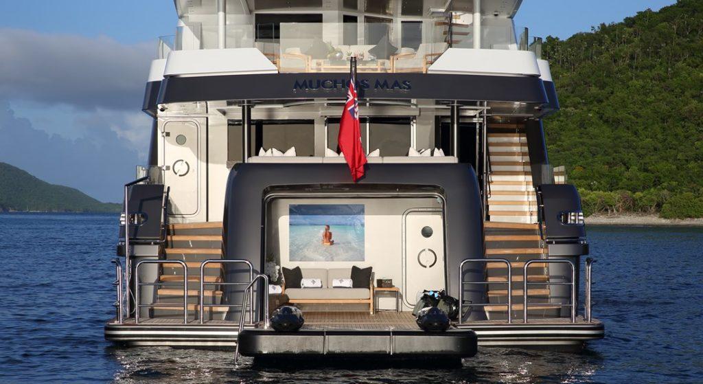 Crescent Custom Yachts megayacht Mucho Mas
