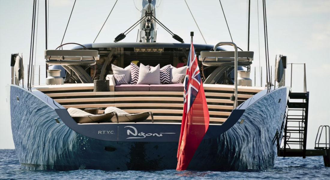 sailing superyacht Ngoni Royal Huisman